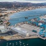 Nuova piastra multifunzionale del porto di Vado Ligure: EDIFICIO AMMINISTRATIVO